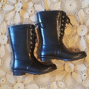 Ralph Lauren cute rain boots